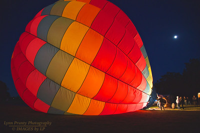 WBF-140614-0001 Windsor Balloon Festival Dawn Patrol