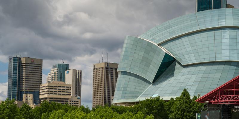 Winnipeg City Views