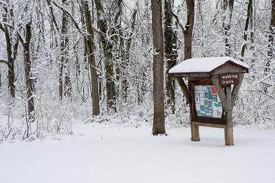 Last major snow of winter