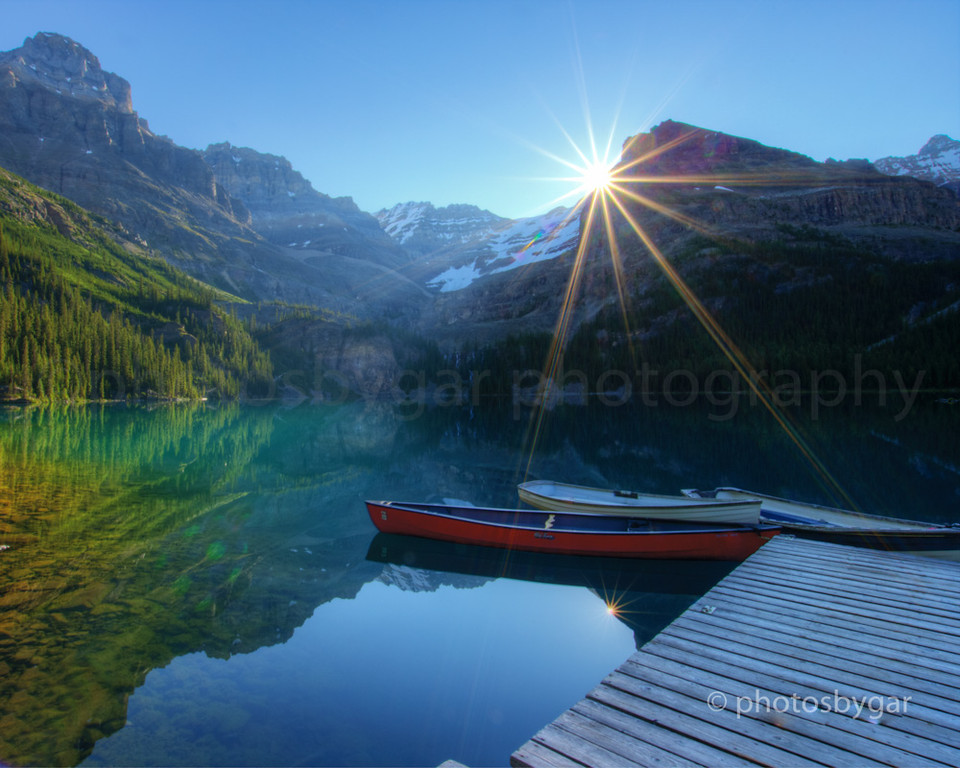 Lake O'Hara Morning