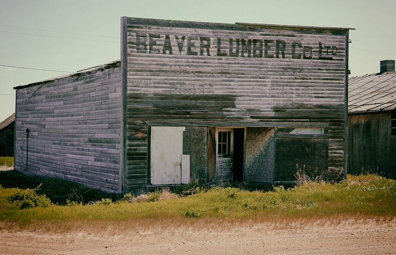 Ghost Town Lumber