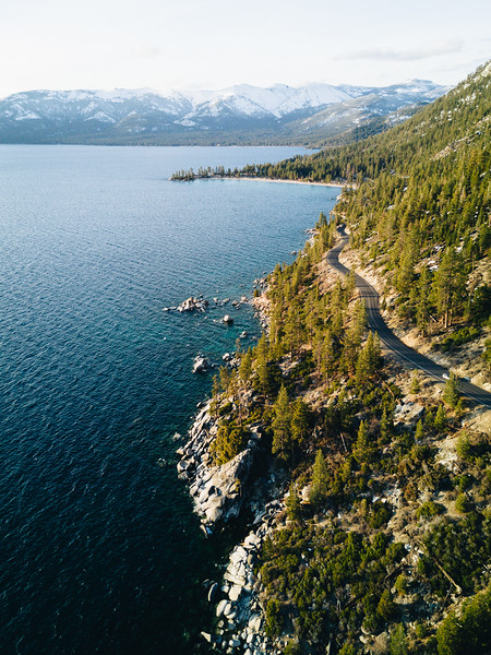 Above Lake Tahoe