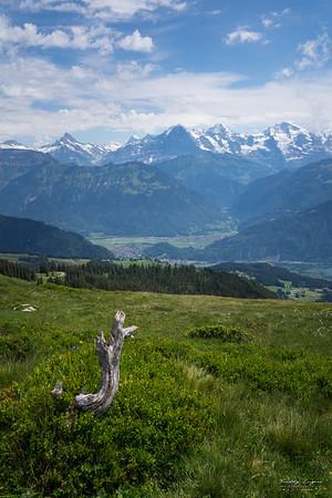 Famous peaks