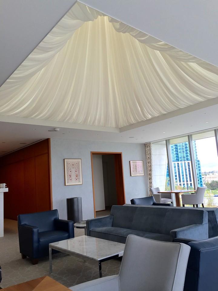 Patron's Lounge, Aga Khan Museum, Toronto