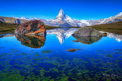 Matterhorn Mirror