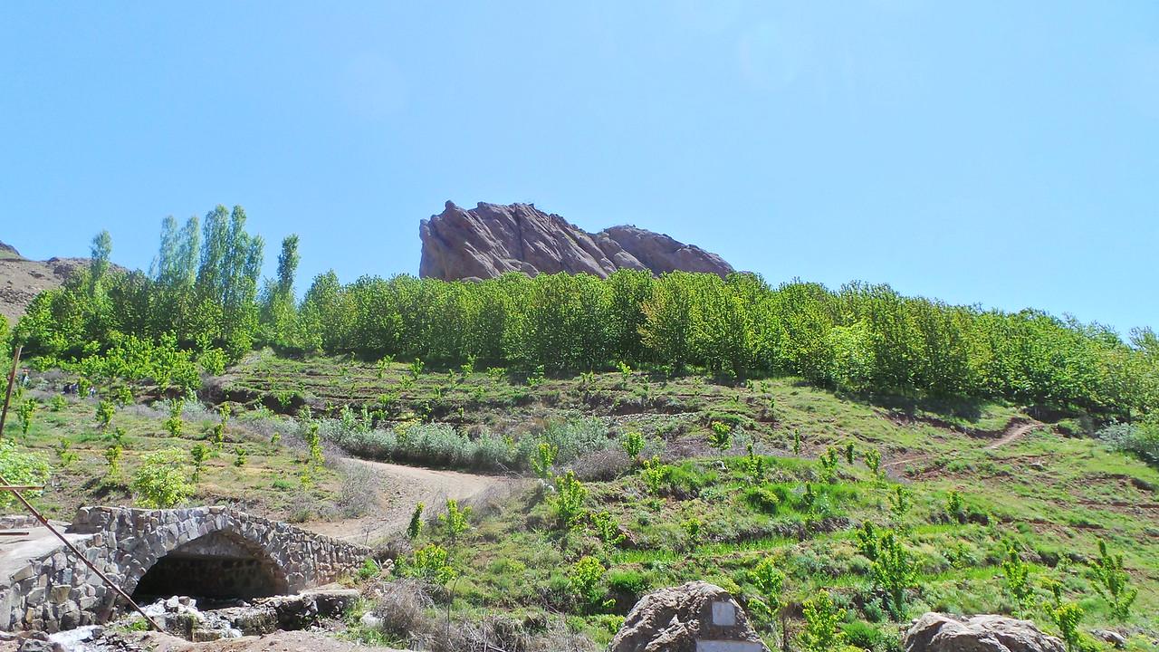 Mountain of Alamut, Iran