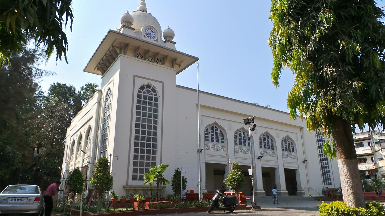 Narangi Baug Jamatkhana, Pune, India.