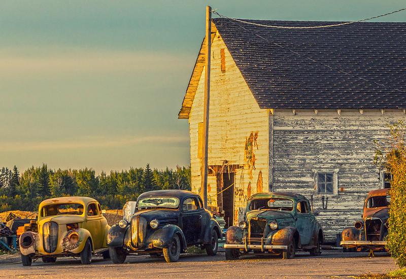 The Vintage Garage