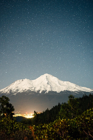 Stars Over Shasta