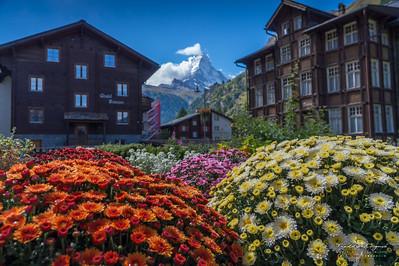 Zermatt colours