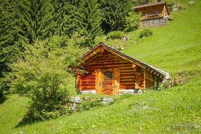 Golzern houses