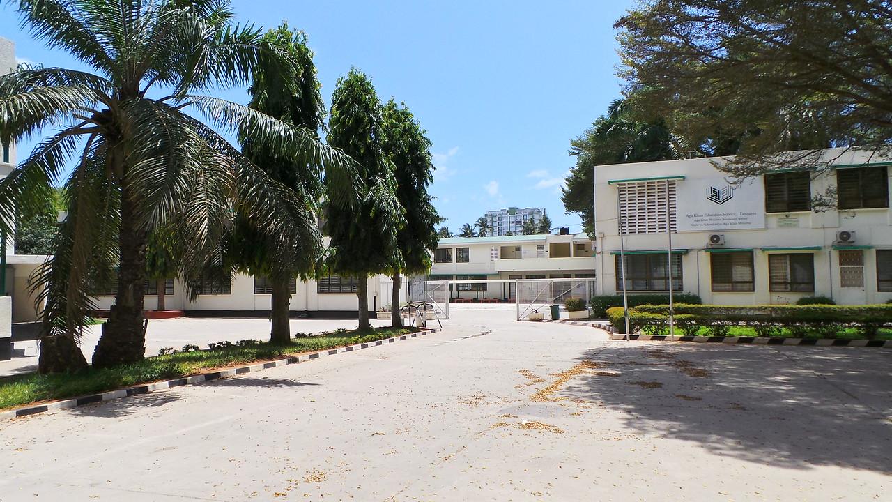 Aga Khan Mzizima Secondary School, Dar es Salam, Tanzania.