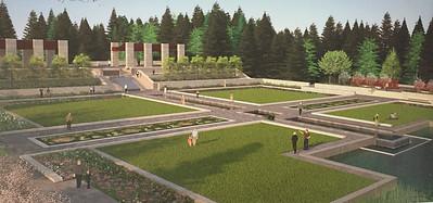 Edmonton's future park by the Aga Khan Trust for Culture