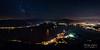 Starry city