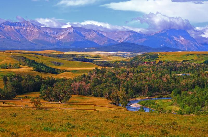 Prairies To Mountains