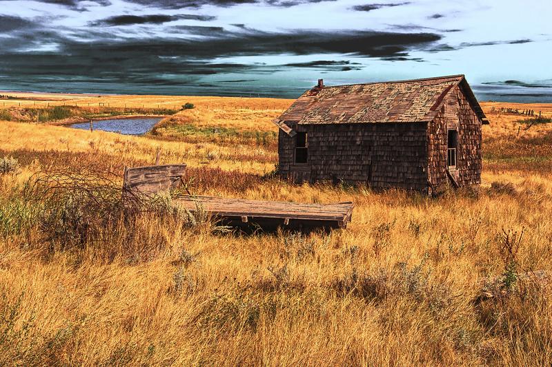 The Prairie Shack