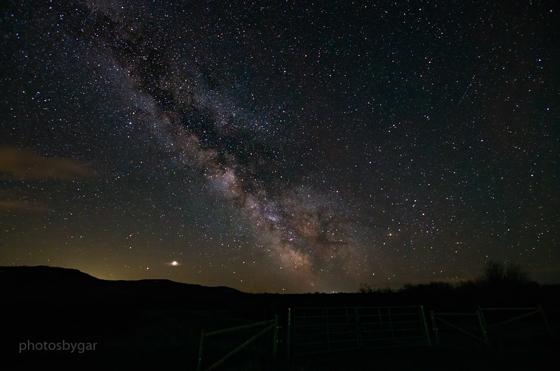 Milky Way April 2020