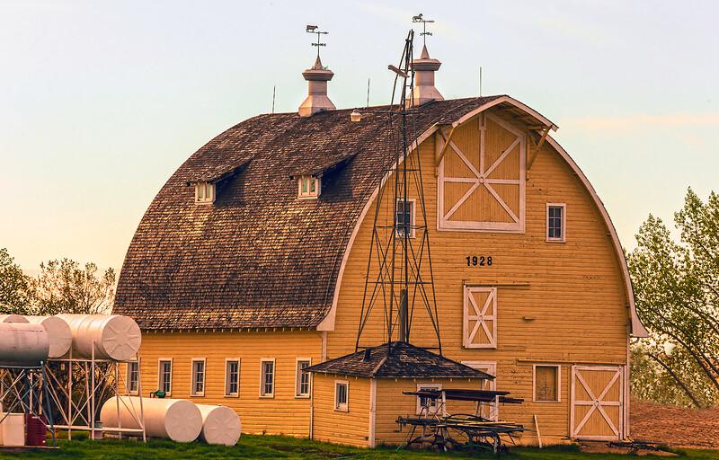 Upscale Barn