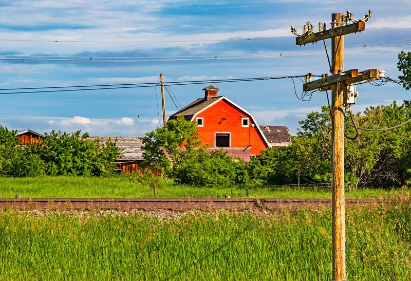 Trackside Views