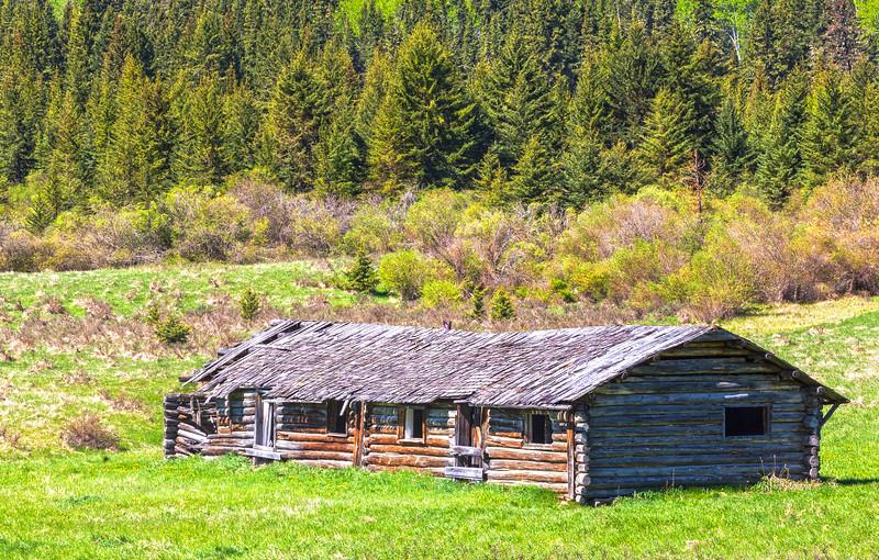 Battle Creek Rd Cabin