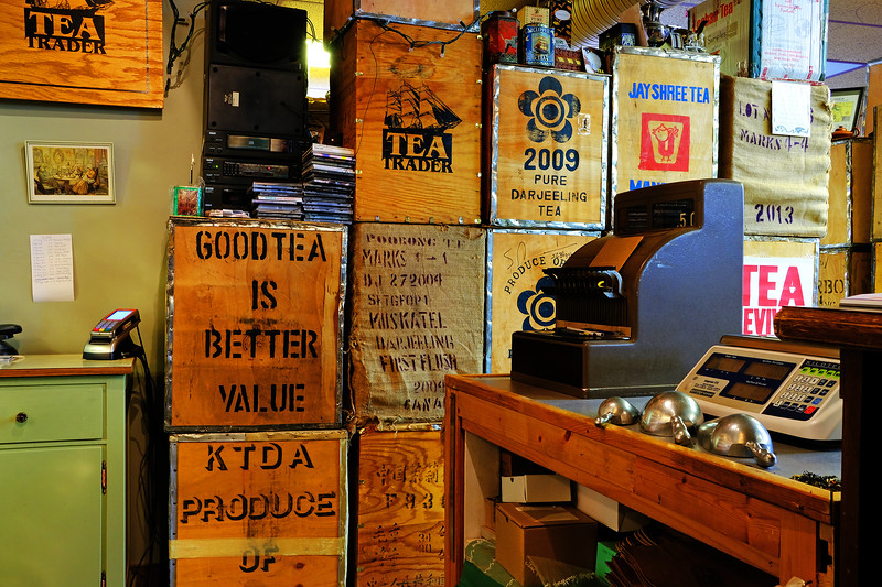 The Tea Trader