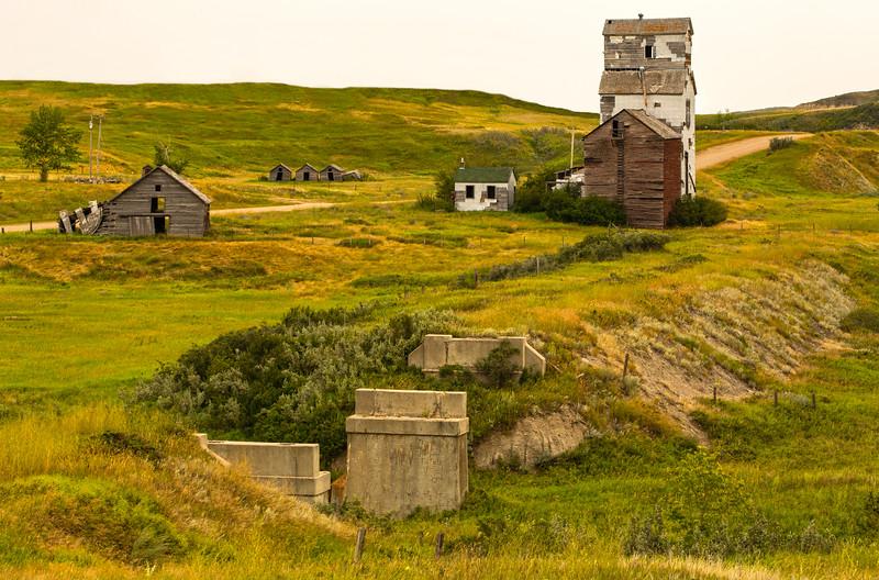 Alberta Ghost Town