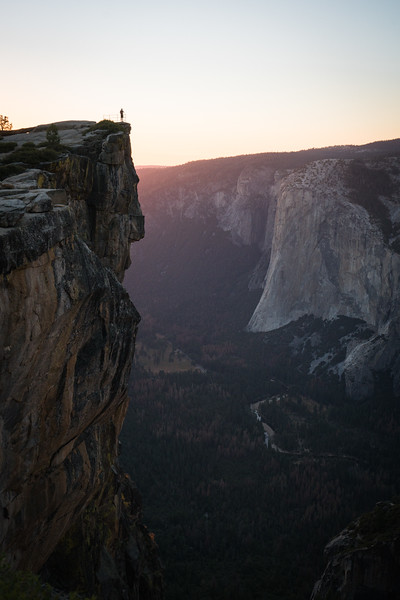 Classic View at Taft Point
