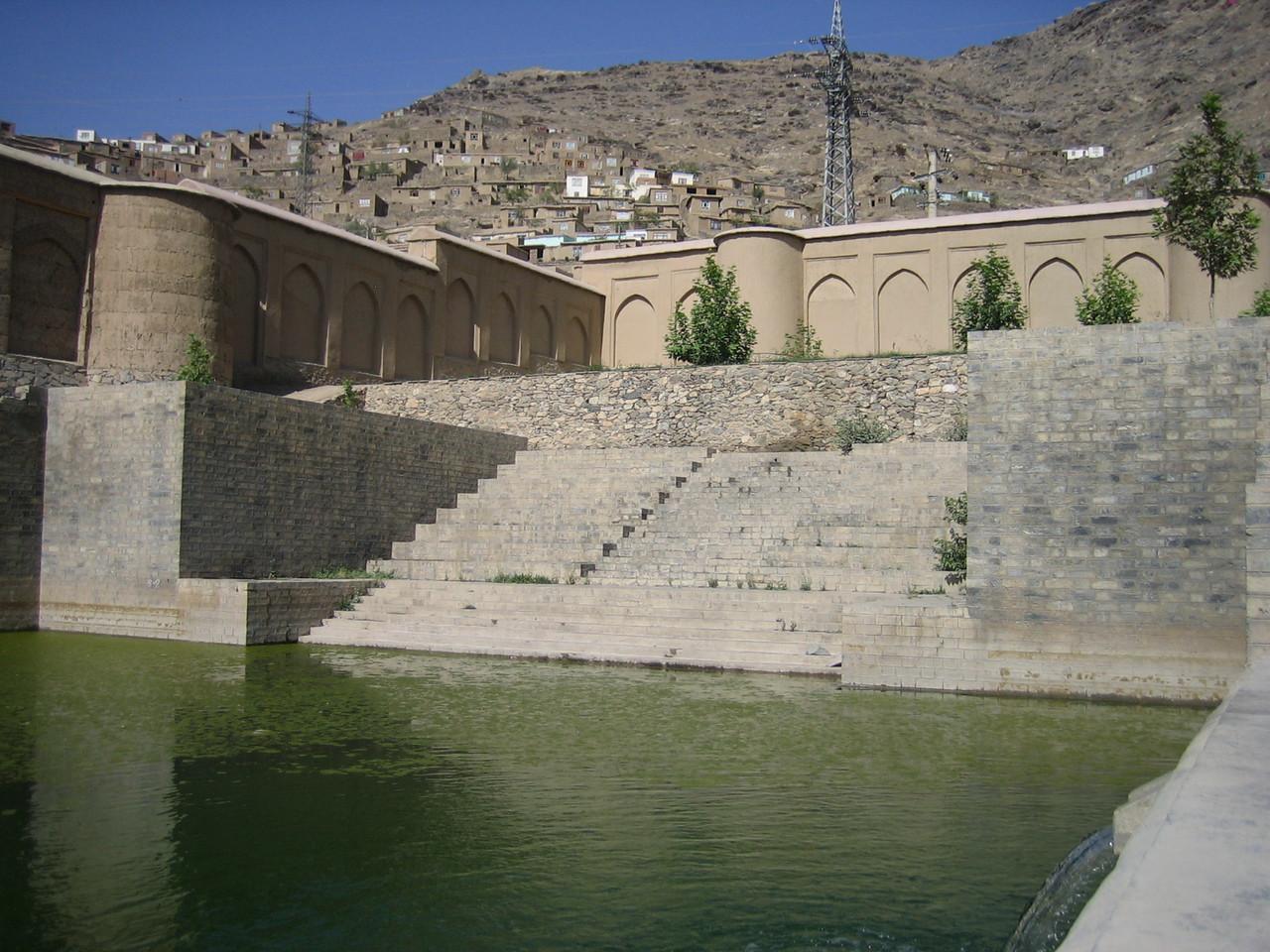 Bagh-e-Babur. Kabul, Afghanistan