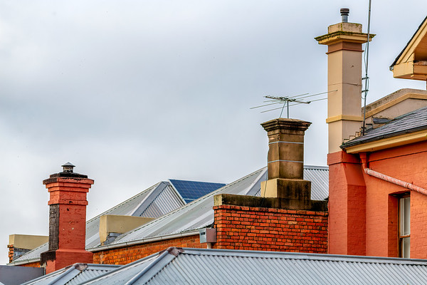 Beechworth Rooftops