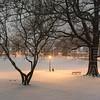 #nightfall #snowfall