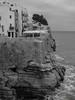 City cliff