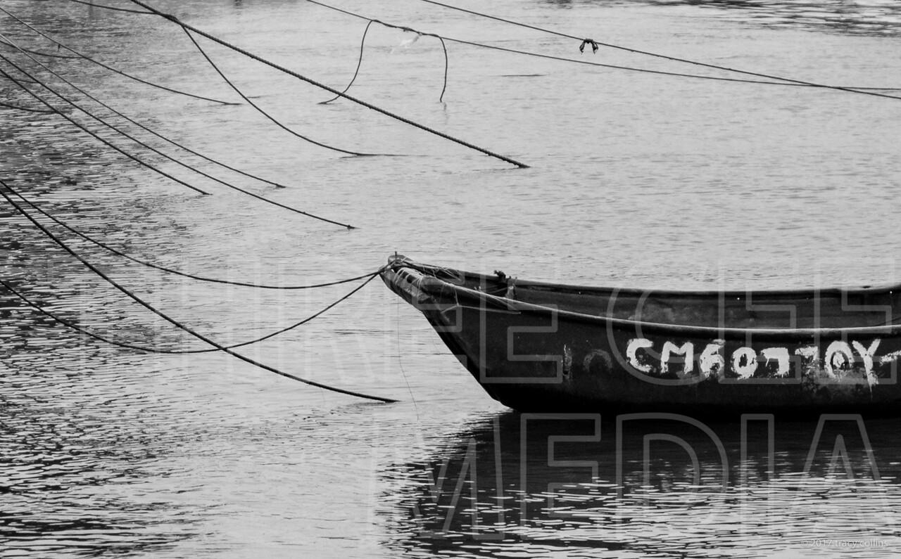 #boats #ropes #water
