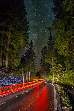 Driving to the stars