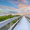The Walk to Sunset Beach