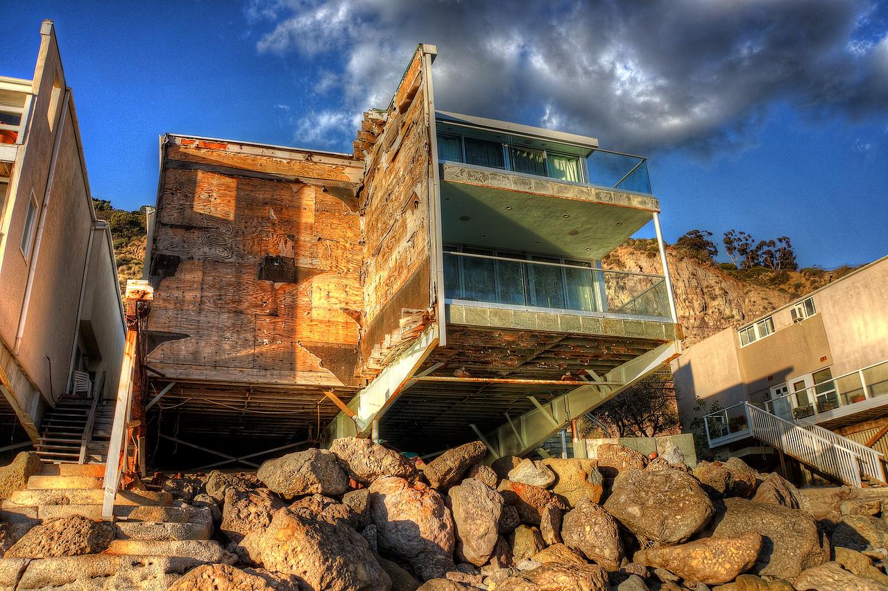 Entropy in Malibu