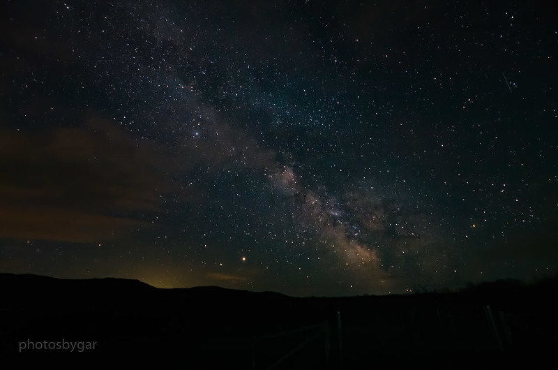 Milky Way April 26 2020