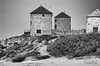 Windmills in Apulia