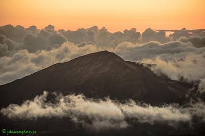 Sunrise Over Mount Haleakala 3