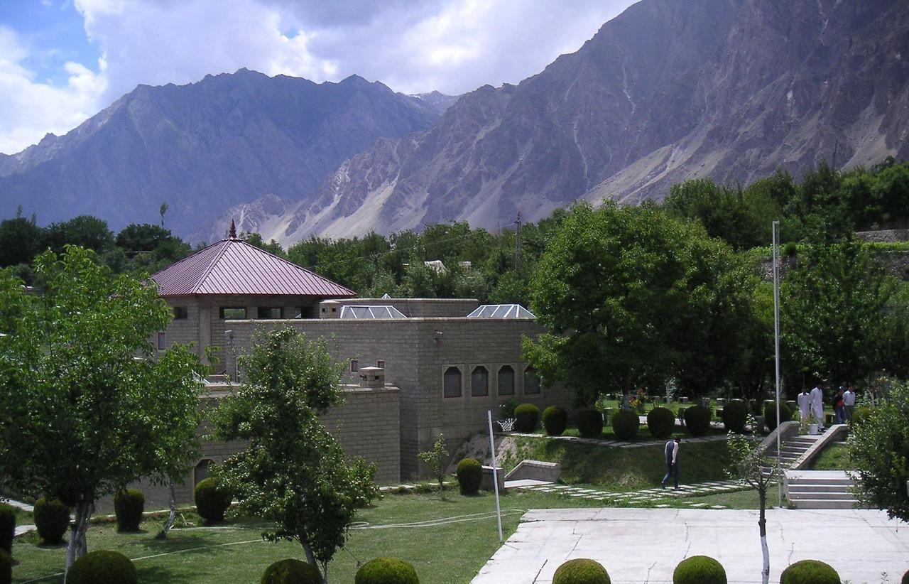 Aga Khan Higher Secondary School for Girls, Hunza, Pakistan