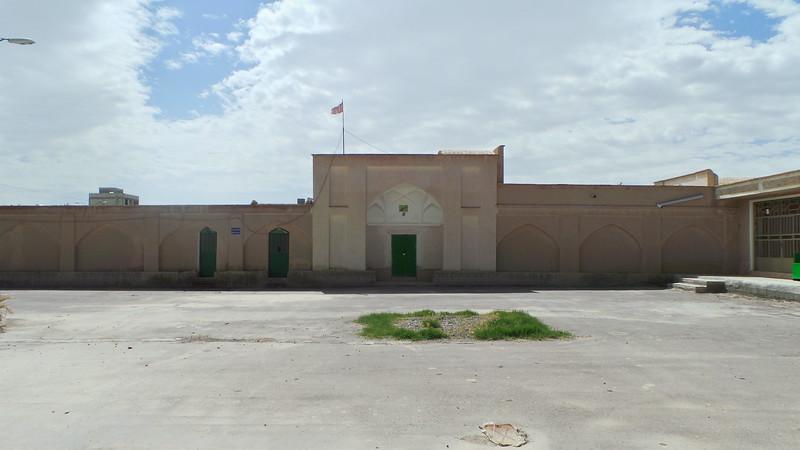 Historic residence of the Ismaili Imam's in Shahr e Babak, Iran