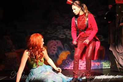 Ariel and Sebastian