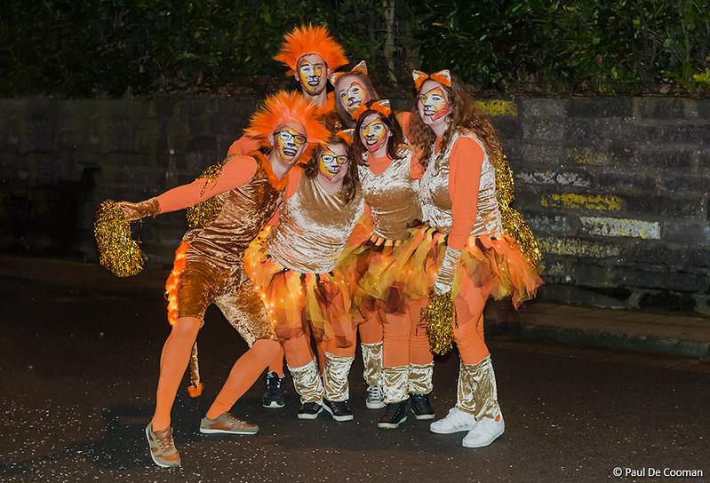 Carnaval Zottegem 2018