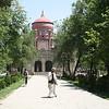 Mausoleum of Amir 'Abd al-Rahman.  Kabul, Afghanistan