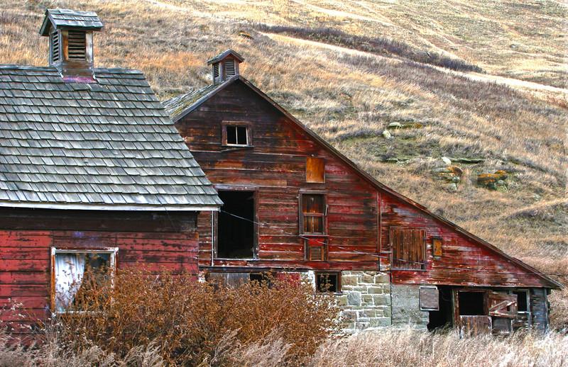An Eastern Barn for a Western Farm