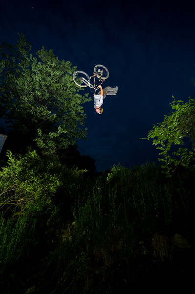 Cam McCaul does a superflip