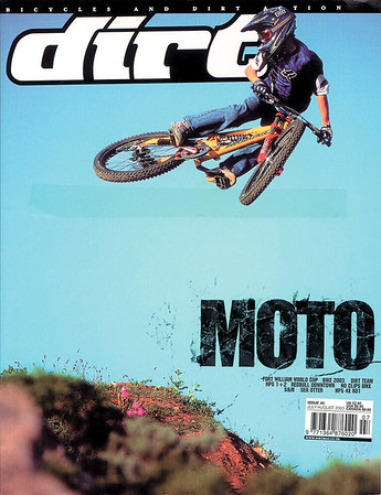 Dirt Issue 40 JULY/AUGUST 2003