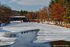 New England College Covered Bridge
