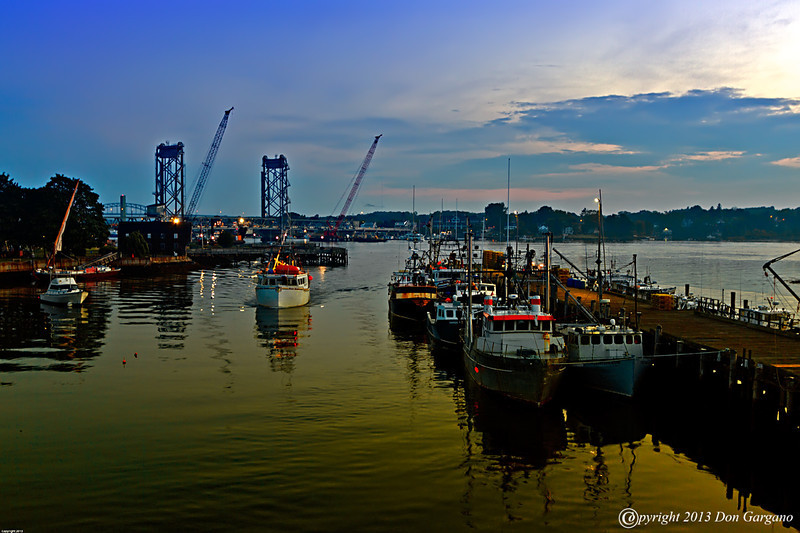 NH State Fishing Pier