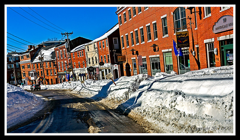 Bow Street Portsmouth NH