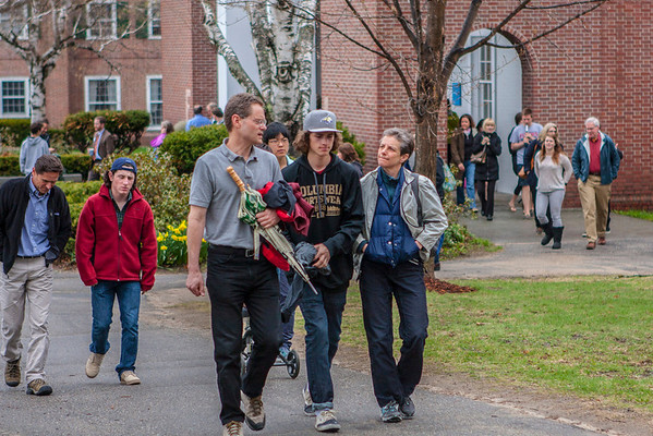 Parent and Family Weekend Spring 2014